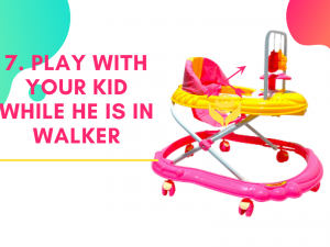 9. Snack/mealtime in the walker