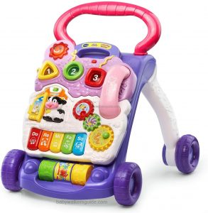 .VTech Sit-to-Stand Learning Walker
